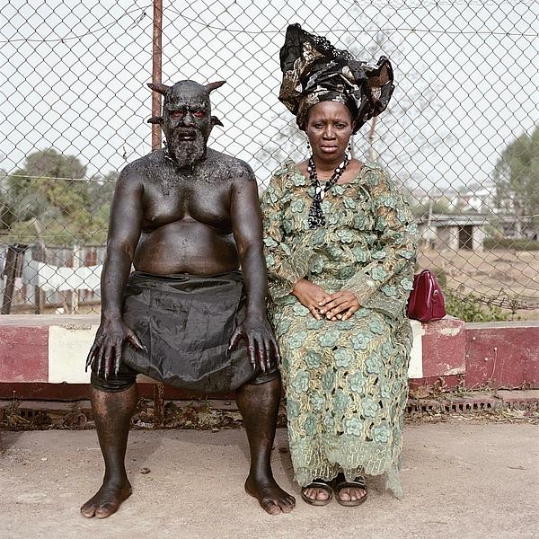 photo drole africain