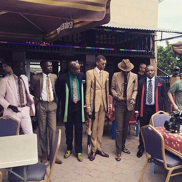 Stromae Nous Présente La Sapologie (Brazzaville, Congo