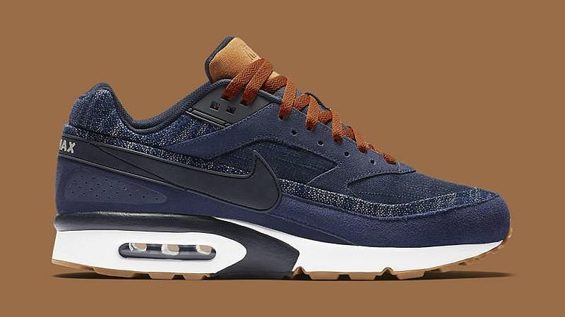 bas prix 4a7d1 4dd24 Nike Air Max BW Denim - Le Site de la Sneaker | Black ...