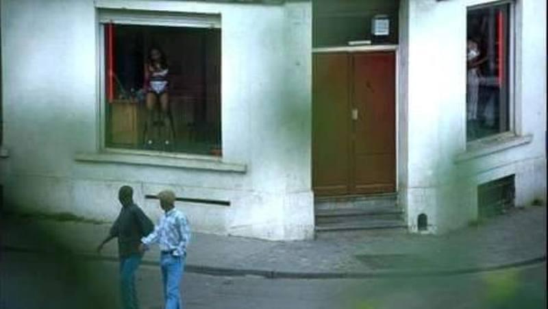 Prostituée vitrine belgique