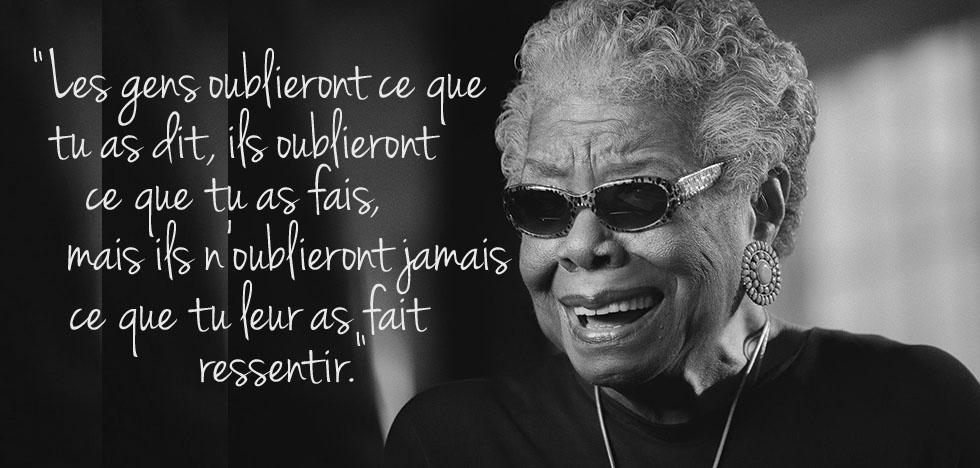 10 Citations Puissantes De Maya Angelou Black Feelings Com