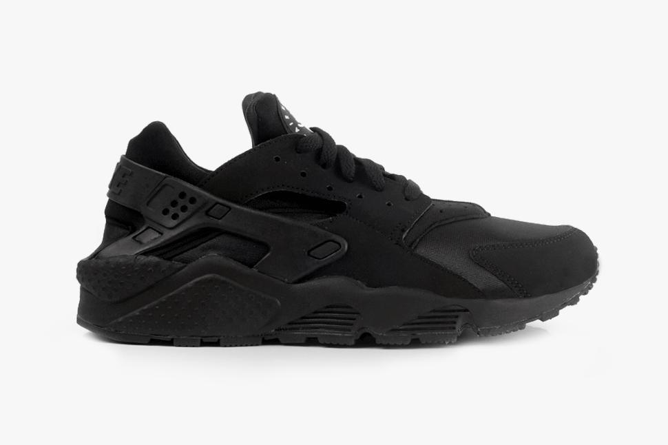 Nike Huaraches Nere